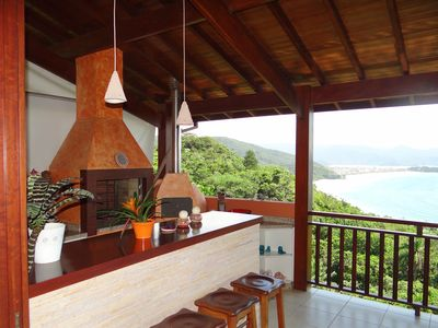 Photo for House with the best view of Ubatuba
