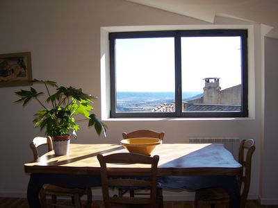 Photo for apartment t3 exceptional view on the valley of durance