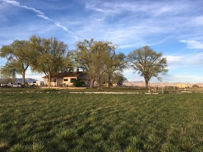 Photo for Country Farm House with bike & horse setup on 6 acres, close access town/trails