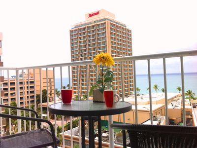 Photo for Affordable Ocean View Studio in the Center of Condado