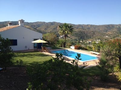 Photo for Typical original home of the Region, Pool, Air Conditioning, Wi-Fi and Satellite TV