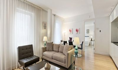 Photo for Stylish Condo on 45th St Between Fifth and Sixth Avenues w/ WiFi  & More!