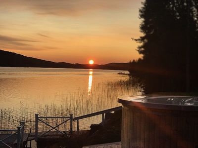 Photo for Rent a Norrlandic idyll with gold edge!
