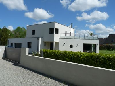 Photo for Modern House South Finistère in PROMO