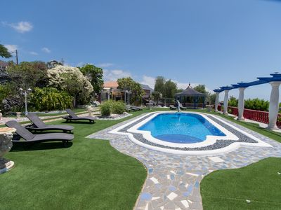 Photo for Modern 3 bedroom villa with communal pool