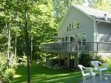 Eidelweiss village madison vacation rentals reviews for Madison cabin rentals