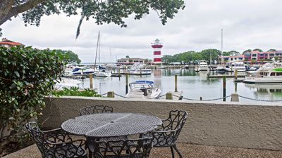 Photo for 2 Bd, 2 Bath Condo In Harbour Town With Ocean, Marina And Lighthouse Views