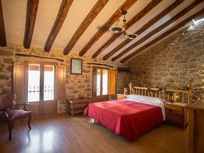 Photo for Self catering La Posada de Caseres for 6 people