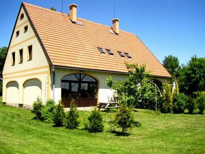 Photo for 4 bedroom accommodation in Vernerovice