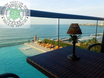 Welcome to Poolside Paradise at Morroscity by CartagenaVacationRentals.info