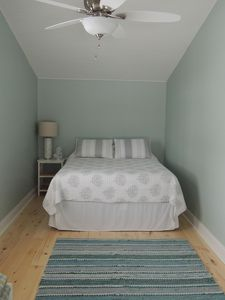 Photo for Walk to Town & the Beach from this 4 Bedroom (sleeps 12) 2 Bath Coastal Cottage!