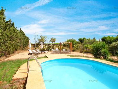Photo for Great Villa near EsTrenc beach, pure Nature and Relax