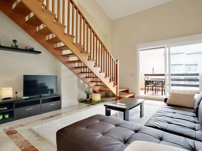 Photo for Peaceful Luxury 1 bedroom Penthouse