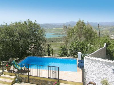 Photo for 3 bedroom Villa, sleeps 5 in Periana with Pool, Air Con and WiFi