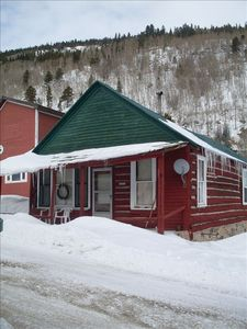 Photo for Ski Monarch/Bike Monarch Crest! Stay in This Historic Cabin!