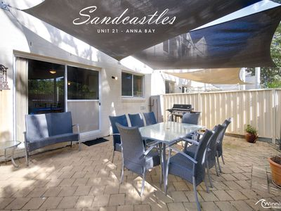 Photo for Robinson Street, Sandcastles, Townhouse 21, 23