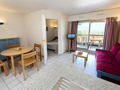 Photo for Residence Odalys Open Golfe Juan *** - 2 Rooms 4 People Comfort