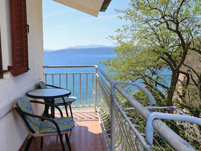 Photo for Two bedroom apartment near beach Igrane, Makarska (A-10033-a)