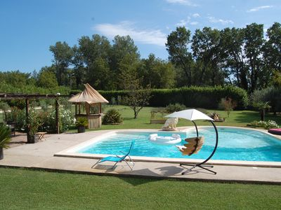 Photo for House in the countryside, in the heart of Provence 2-6 persons, private pool