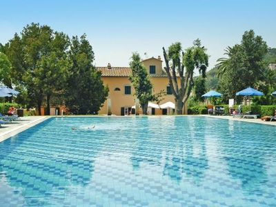 Photo for Holiday residence St. Anna, Rio nell'Elba  in Elba - 6 persons, 2 bedrooms
