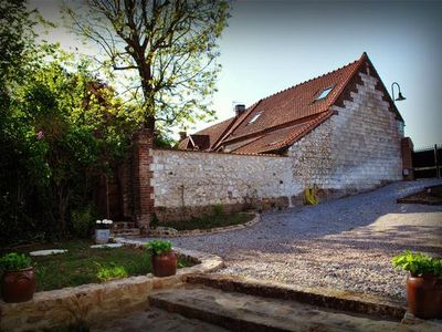 Photo for Holiday house Mont St Éloi for 6 - 7 persons with 3 bedrooms - Farmhouse