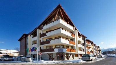 Photo for Spacious apartment in Bansko with 2 bedrooms and 6 beds