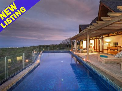 Photo for Secluded 4 Bedroom Luxury Villa in Nusa Dua;