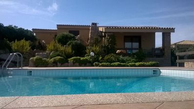 Photo for Surrounded by Beautiful Nature and with Pool - Villa Paradiso