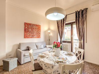 Photo for Charming and new apartment near Vaticano