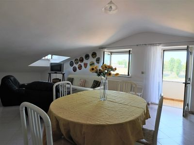 Photo for Apartment in Acquarica del Capo with Internet, Washing machine, Air conditioning, Balcony (1014839)