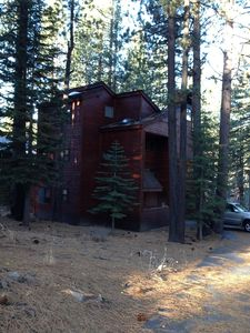 Photo for Northstar - Newly updated , family friendly, modern cozy cabin FREE ski shuttle