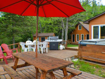 Vacation Cottage On Lakefront Campbell's Bay Quebec near Ottawa/Gatineau