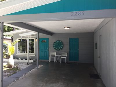 Sarasota vacation/rental A+ location, Newly Fenced in side and backyards!!!