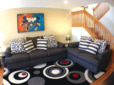 Photo for Beautifully Remodeled, New Paint, Walk To Disney/Conv Cntr, Mickey Pool/HotTub