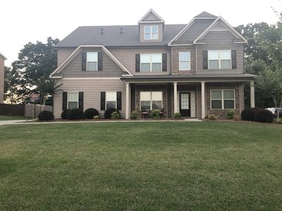 Photo for 3-STORY EXECUTIVE LUXURY LIVING FOR LESS! FAST WIFI, 4500SQFT MINS TO DWNTWN ATL