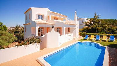 Photo for UP TO 60% OFF! Villa w/ pool, games room, AC, free WiFi, 300m to beach