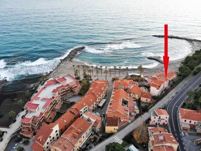 Photo for 2BR Villa Vacation Rental in San Lorenzo al Mare, Provincia di Imperia