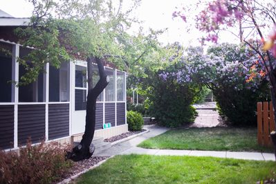 Enjoy all that Palisade has to offer from this cozy bungalow.