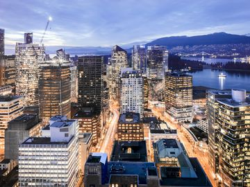 City Centre, Vancouver, British Columbia, CA