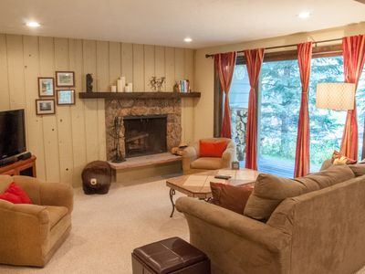 Photo for Creekside 2 Bedroom East Vail Condo #602. Steps to the Shuttle Stop.