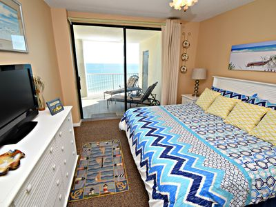 Photo for Pelican Pointe 1105 -Gulf Front with Fabulous Views And Summer Savings!!