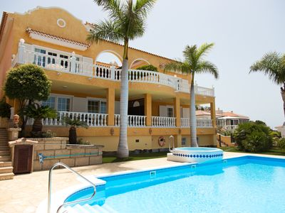 Photo for Studio apartment with beautiful sea view on the Costa Adeje