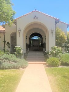 Hidden Views Mission Style  house on 10 acres