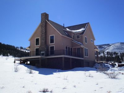 Photo for Beautiful 5 bedroom/5 bathroom home with amazing mountain views!