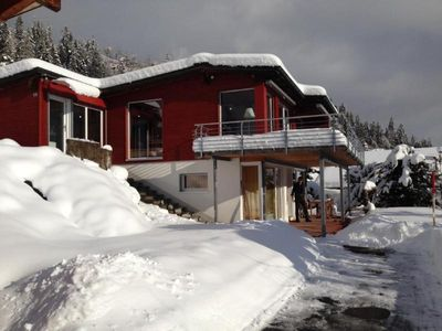 Photo for Holiday apartment Flims Dorf for 4 persons with 2 bedrooms - Holiday apartment