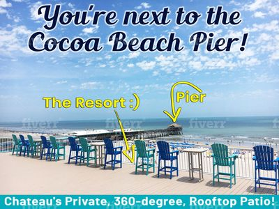 Photo for Next to Pier!!  New & perfect condo for the family!