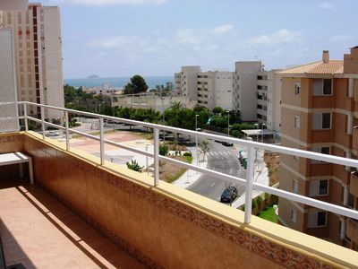 Photo for Bright apartment in Villajoyosa Registration number: VT-453318-A