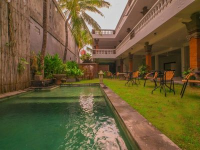 Photo for A Cozy Co Living Space in Seminyak, Walk Distance to Eat Street Seminyak