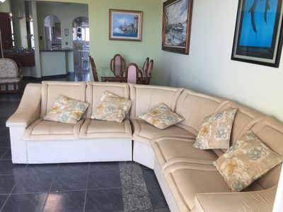 Photo for RIVIERA INN RESIDENCE, M3 / 84, 3 + 1 Bedrooms, foot in the sand indented