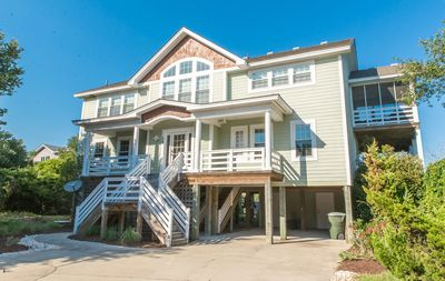 Photo for K2028 Going Coastal. Upscale Home, Private Pool, Minutes From the Beach!